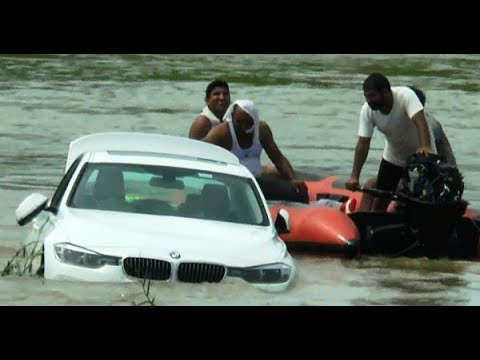 Cậu ấm 18 tuổi vứt BMW 3-Series mới tinh xuống sông vì muốn được tặng xe Jaguar làm quà sinh nhật - Ảnh 2.