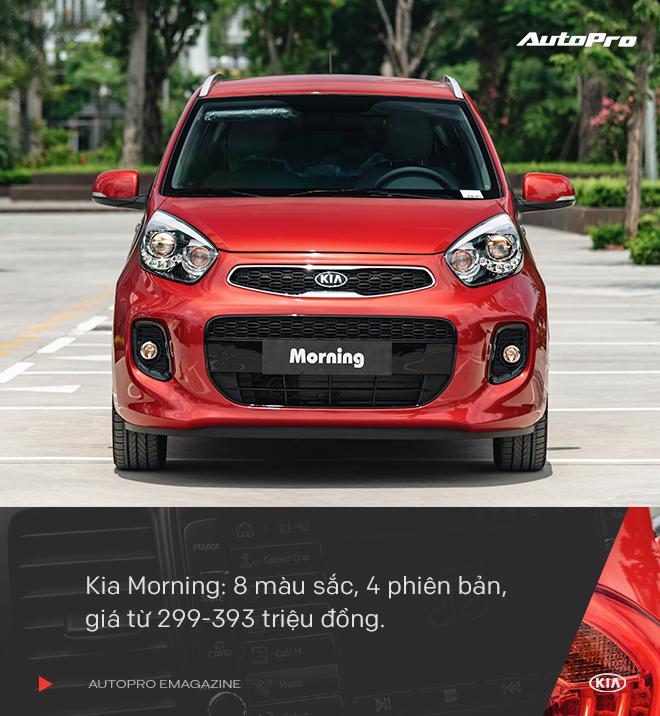 Vì sao người Việt thường chọn Kia Morning khi mua xe lần đầu? - Ảnh 2.