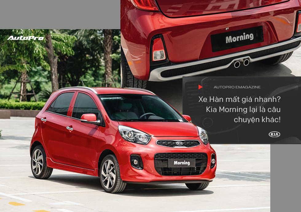Vì sao người Việt thường chọn Kia Morning khi mua xe lần đầu? - Ảnh 7.