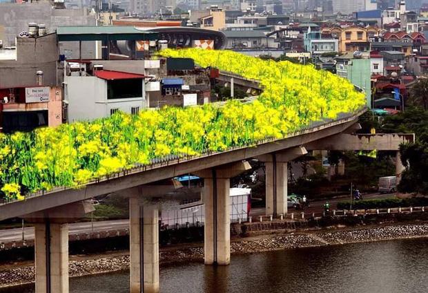 Đường sắt Cát Linh - Hà Đông bỗng hóa