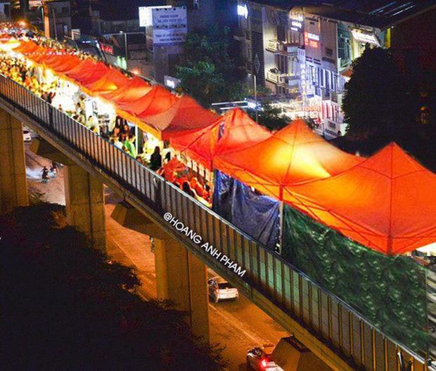 Đường sắt Cát Linh - Hà Đông bỗng hóa hoa vàng trên cỏ xanh qua bàn tay photoshop, thêm loạt lựa chọn bất ngờ được dân mạng ủng hộ rào rào - Ảnh 5.