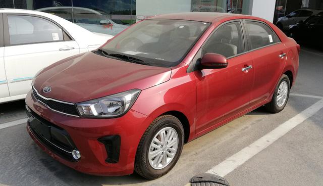 Kia Soluto chuẩn bị về Việt Nam đấu Toyota Vios và Hyundai Accent, giá dự kiến 390-450 triệu đồng - Ảnh 1.