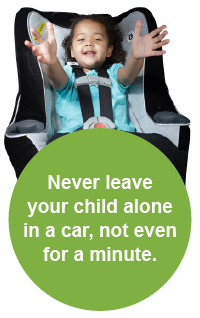 Làm gì để tránh nguy cơ trẻ tử vong khi bị bỏ quên trên xe ôtô? - Ảnh 1.