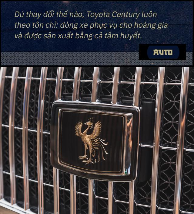 Đánh giá Toyota Century khi hết ga, hết số với 1 bình xăng: Đây không phải 'Rolls-Royce của người Nhật' - Ảnh 2.