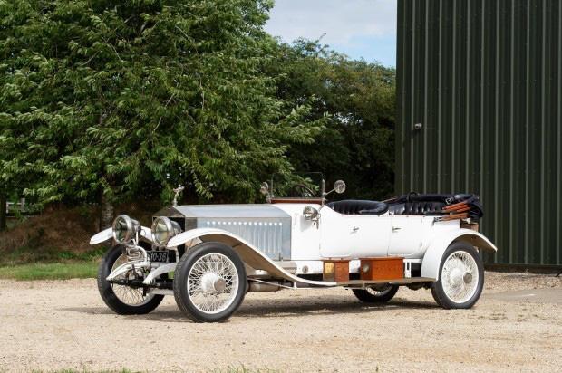 Bộ sưu tập xe cổ quý hiếm của Anh rao giá 72 tỷ - Ảnh 5.