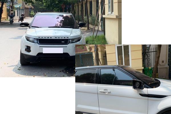 Loạt xe sang Range Rover bị vặt gương, trộm logo ở Việt Nam - Ảnh 1.