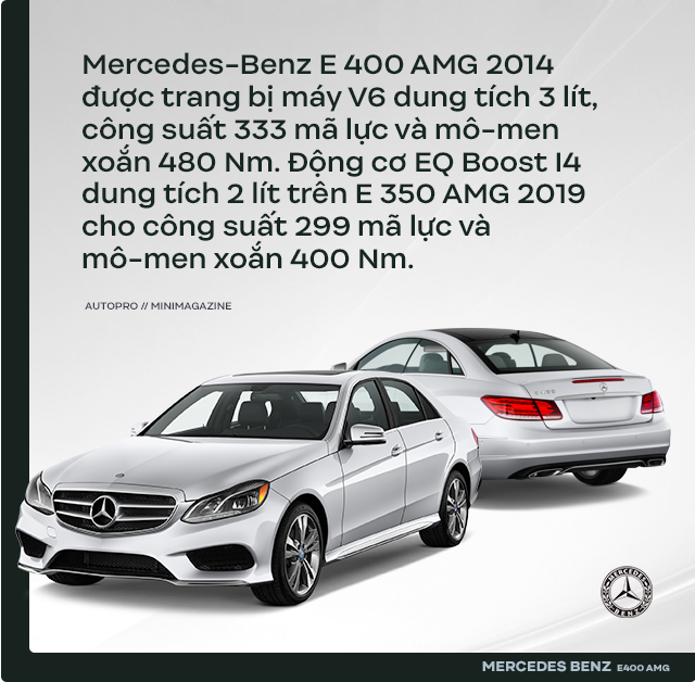 Người dùng đánh giá Mercedes-Benz E 400 AMG 4 năm tuổi: Sướng cái thân và phải sướng cả người đi cùng - Ảnh 3.