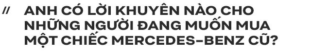 Người dùng đánh giá Mercedes-Benz E 400 AMG 4 năm tuổi: Sướng cái thân và phải sướng cả người đi cùng - Ảnh 10.
