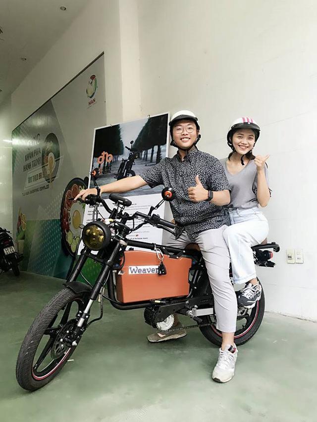 Nhìn lại xe máy điện của chàng trai đi thật xa để trở về, bỏ việc ở Silicon Valley và quay lại Việt Nam gọi vốn trong Shark Tank - Ảnh 10.