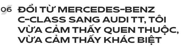Người dùng đánh giá Audi TT 10 năm tuổi: Dù phải sống chung với lũ, tôi vẫn cảm thấy mình được nhiều hơn mất - Ảnh 11.