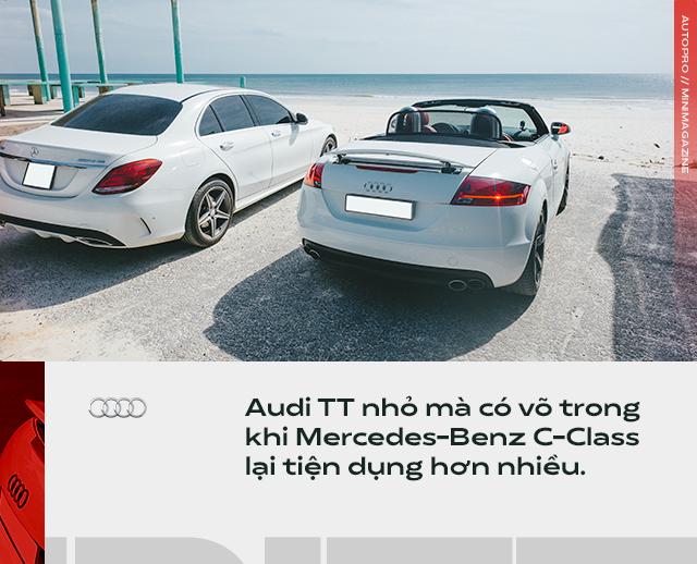 Người dùng đánh giá Audi TT 10 năm tuổi: Dù phải sống chung với lũ, tôi vẫn cảm thấy mình được nhiều hơn mất - Ảnh 12.