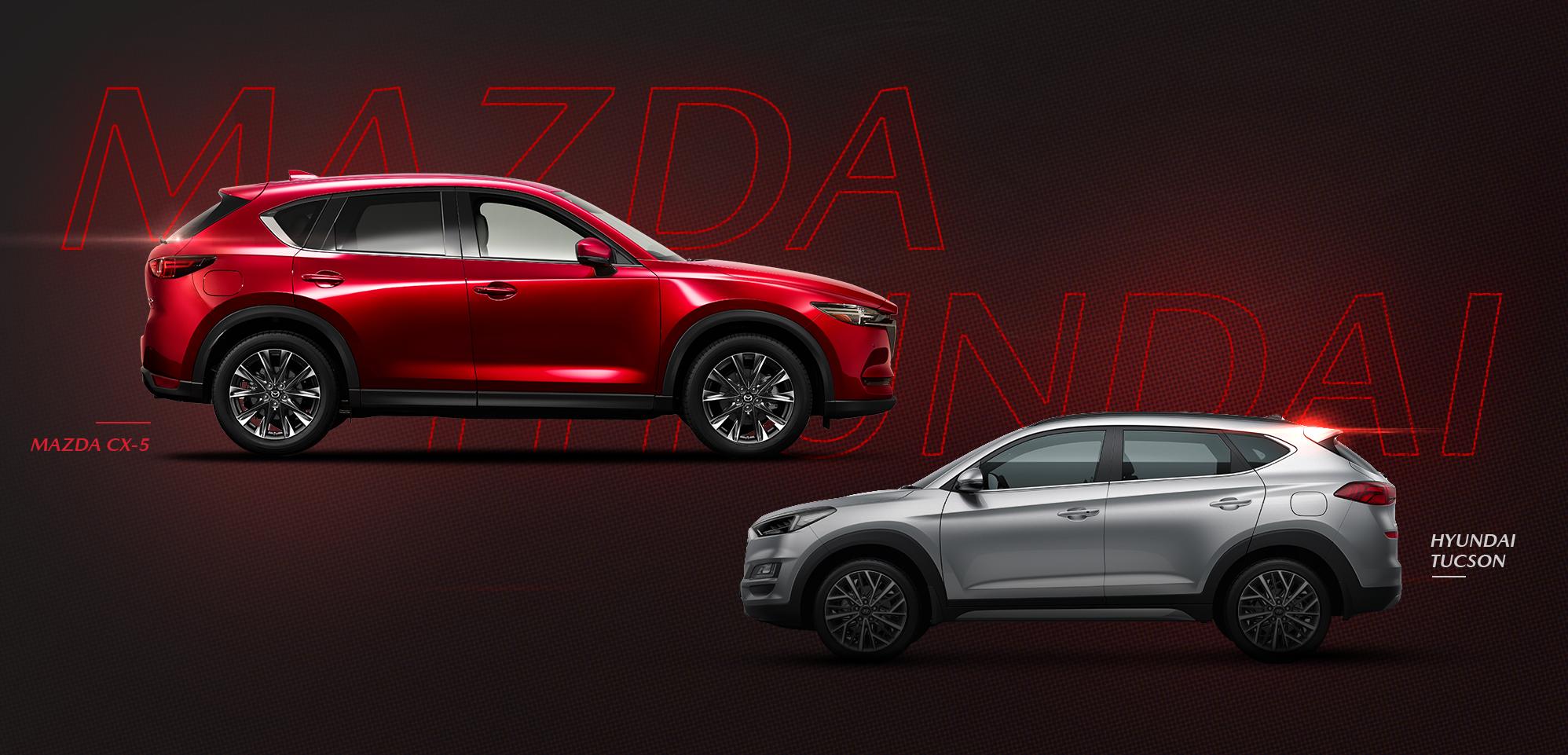 Mazda CX-5 vs Hyundai Tucson: Khi người Việt lựa chọn SUV Nhật - Hàn dưới 900 triệu đồng - Ảnh 2.