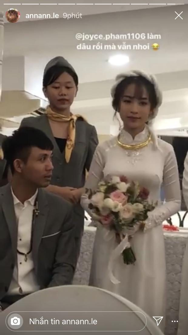 Đại gia Minh Nhựa thể hiện đẳng cấp trong đám cưới con gái: 15 siêu xe gần 100 tỷ hộ tống, ái nữ đeo sính lễ vàng và kim cương mỏi tay - Ảnh 5.