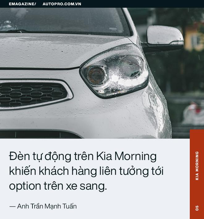 Người dùng đánh giá Kia Morning: Bền và tiết kiệm để làm dịch vụ, đẹp và đủ tiện nghi cho gia đình - Ảnh 15.