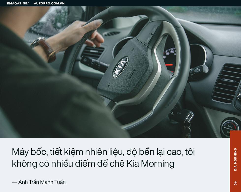 Người dùng đánh giá Kia Morning: Bền và tiết kiệm để làm dịch vụ, đẹp và đủ tiện nghi cho gia đình - Ảnh 17.