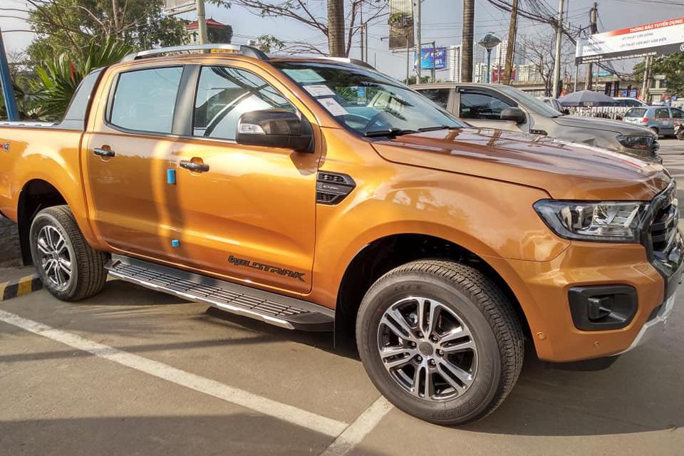 Ford Ranger Limited 2020 Về Việt Nam Với Gia 799 Triệu Bản Wildtrak Vừa Mở Ban đa Giảm Hơn 60 Triệu đồng