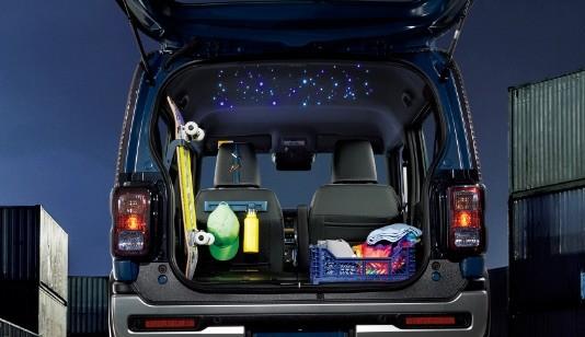 Suzuki tung Jimny đặc biệt siêu hầm hố, nhà di động với trần xe cảm hứng từ Rolls-Royce - Ảnh 7.