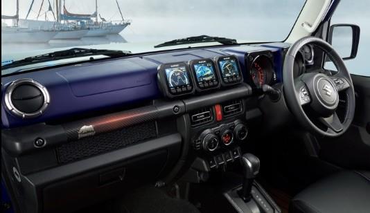 Suzuki tung Jimny đặc biệt siêu hầm hố, nhà di động với trần xe cảm hứng từ Rolls-Royce - Ảnh 6.