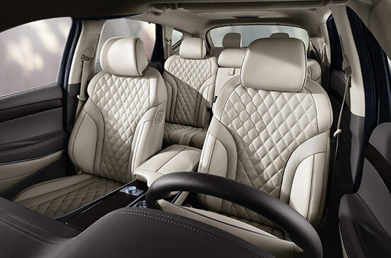 Bóc tách những tuỳ chọn của Genesis GV80 đấu BMW X5, Mercedes-Benz GLE - Ảnh 2.
