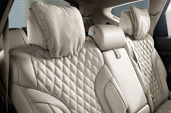 Bóc tách những tuỳ chọn của Genesis GV80 đấu BMW X5, Mercedes-Benz GLE - Ảnh 4.