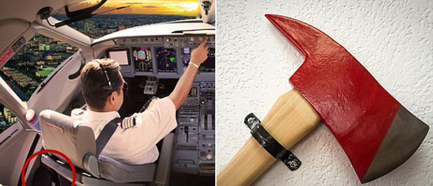 10 bộ phận bí mật trên máy bay ít người biết, tưởng vô dụng nhưng có thể cứu mạng hành khách nếu có bất trắc xảy ra (Phần 1) - Ảnh 2.