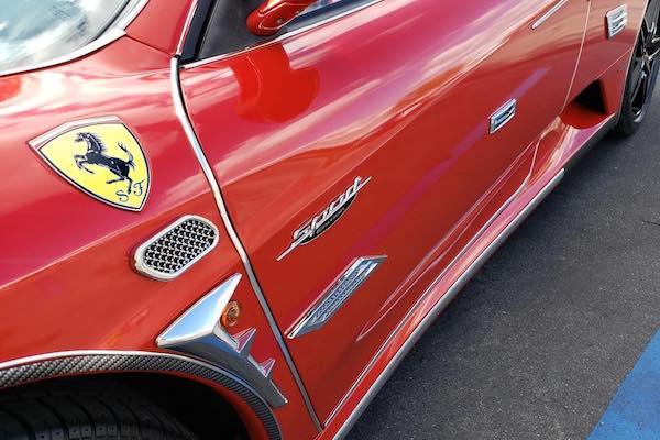 Góc toang siêu xe: Đại gia độ Ferrari F430 như sợ người khác không biết đây là Ferrari - Ảnh 4.
