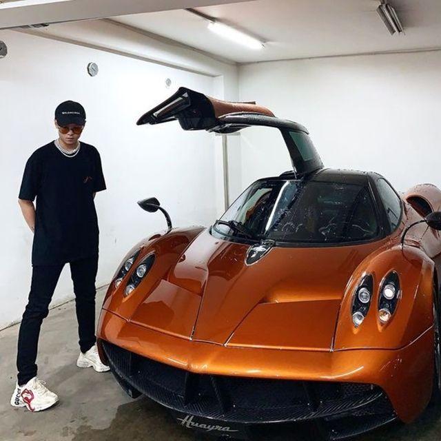 Con rể Minh 'nhựa' nẹt pô khoe sắm siêu xe mới, chi tiết đặc biệt tiết lộ tiểu sử của chiếc xe gây chú ý hơn - Ảnh 7.