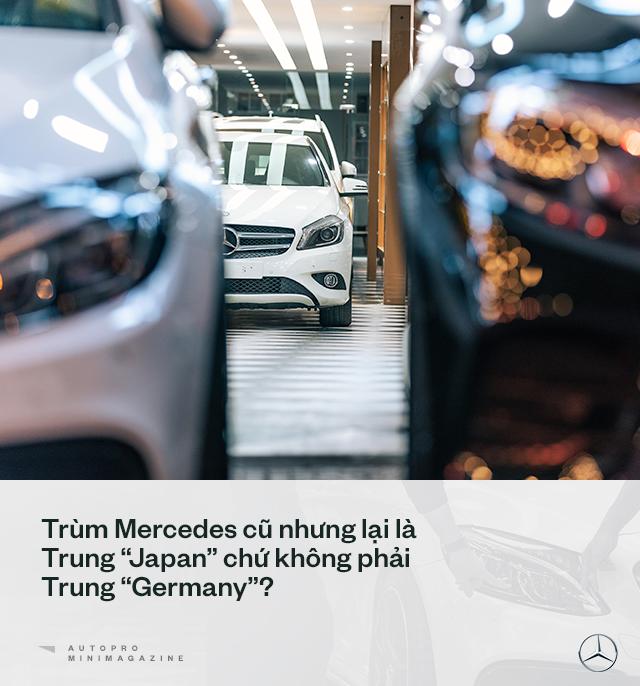 Trung 'Japan': Từ bán điện thoại Nhật, mất nhiều 'học phí' chơi xe cũ đến 'ông trùm' Mercedes đã qua sử dụng tại Việt Nam - Ảnh 1.