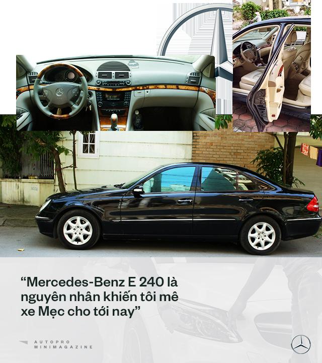 Trung 'Japan': Từ bán điện thoại Nhật, mất nhiều 'học phí' chơi xe cũ đến 'ông trùm' Mercedes đã qua sử dụng tại Việt Nam - Ảnh 5.