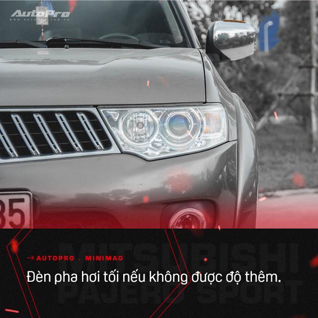 Lương 15 triệu/tháng nuôi được hai chiếc Mitsubishi Pajero Sport, người dùng chia sẻ: 'Rẻ quá nên 10 năm không muốn đổi xe' - Ảnh 14.