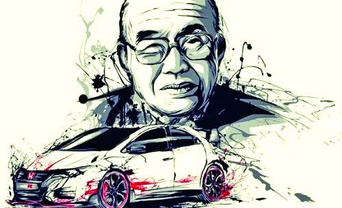 Chuyen phi thuong cua cha de hang Honda
