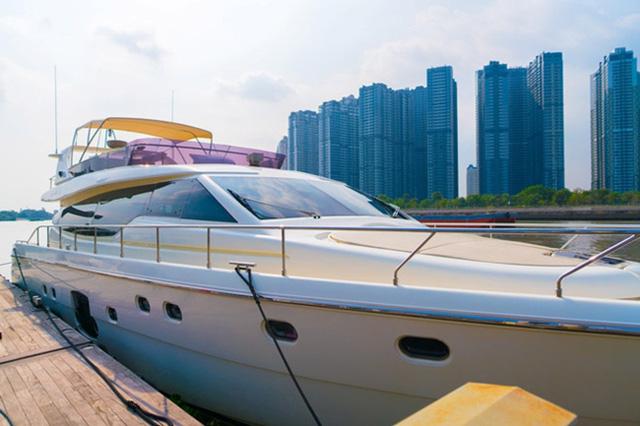 Nhìn lại những du thuyền lên tới vài triệu đô đắt giá của giới doanh nhân Việt, có chiếc lên tới cả trăm tỉ khiến dân tình gọi luôn biệt thự trên biển - Ảnh 13.