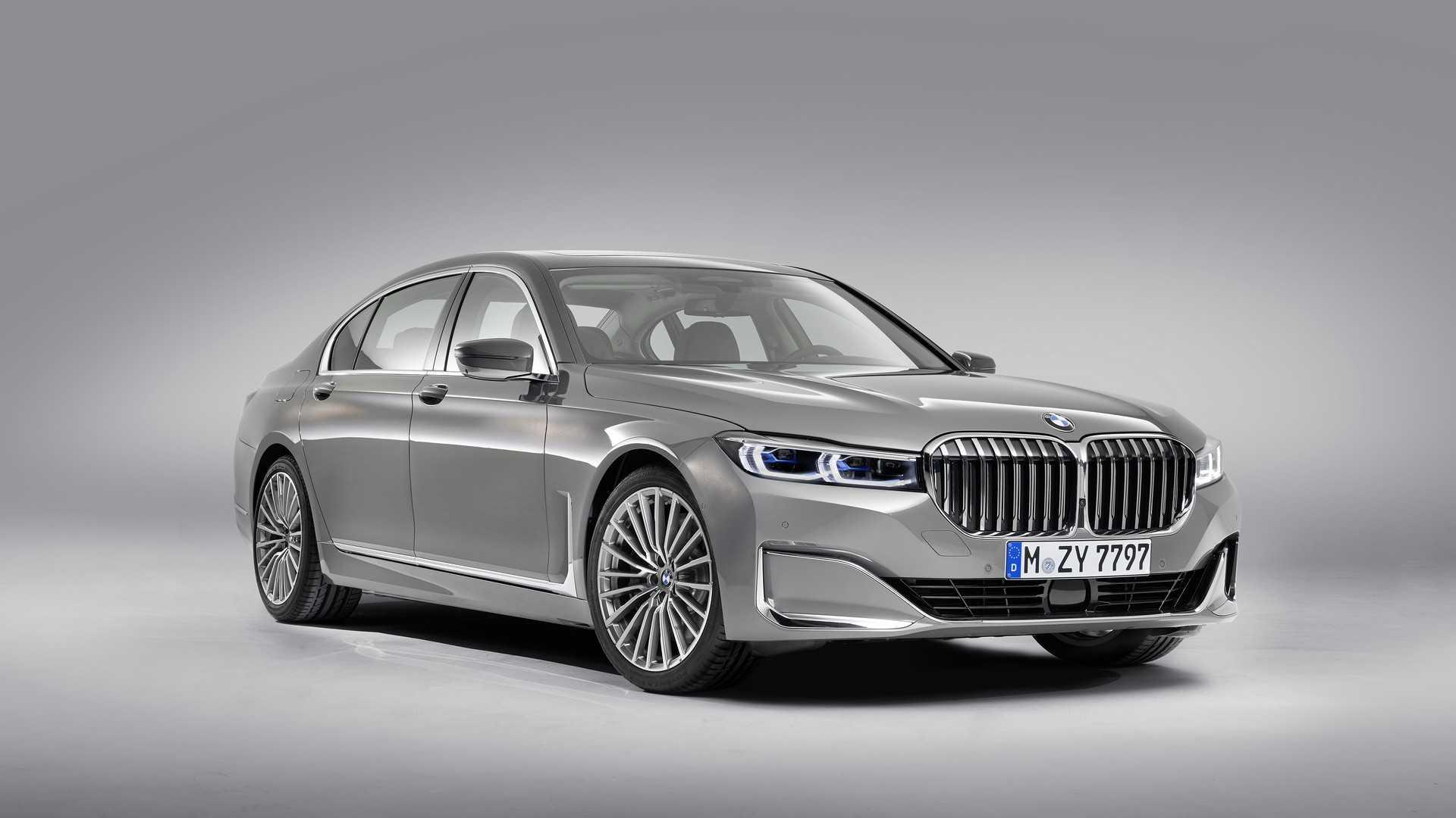 2. BMW 7-Series: 56,2/1.000.