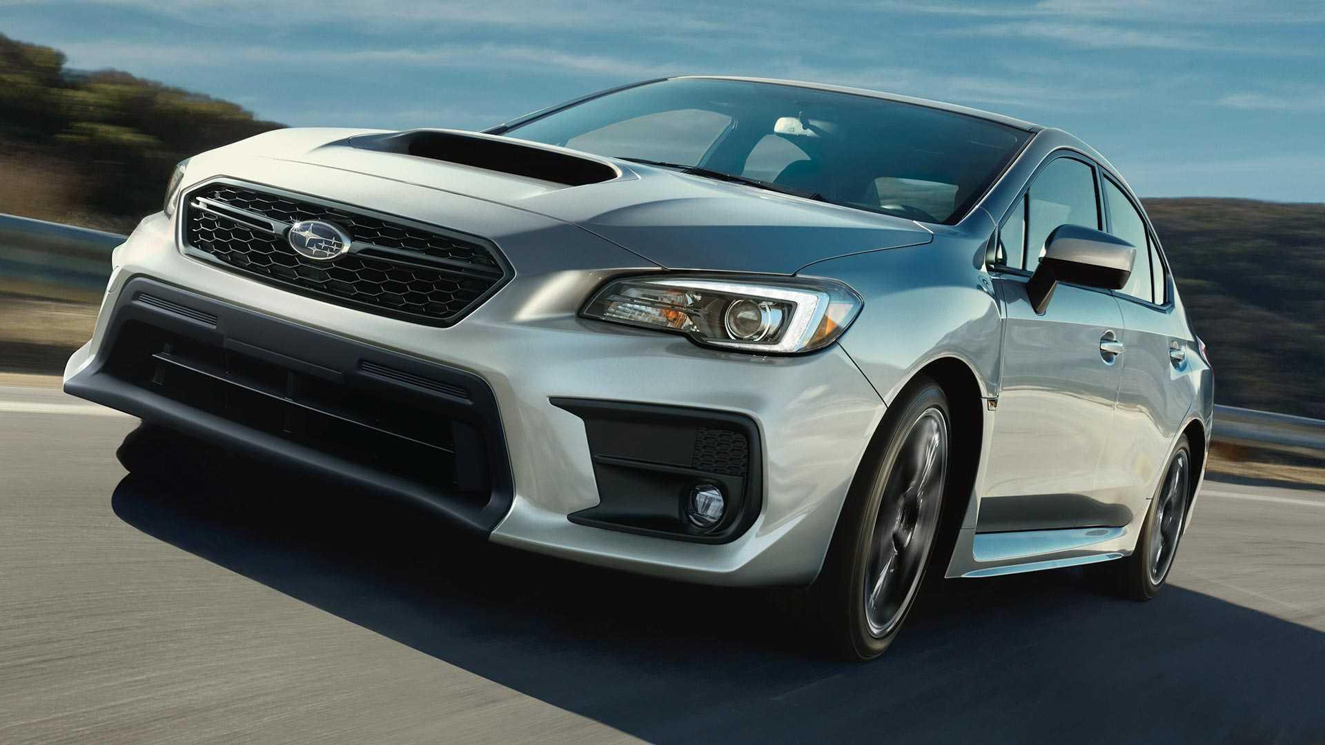 4. Subaru WRX: 49,7/1.000.