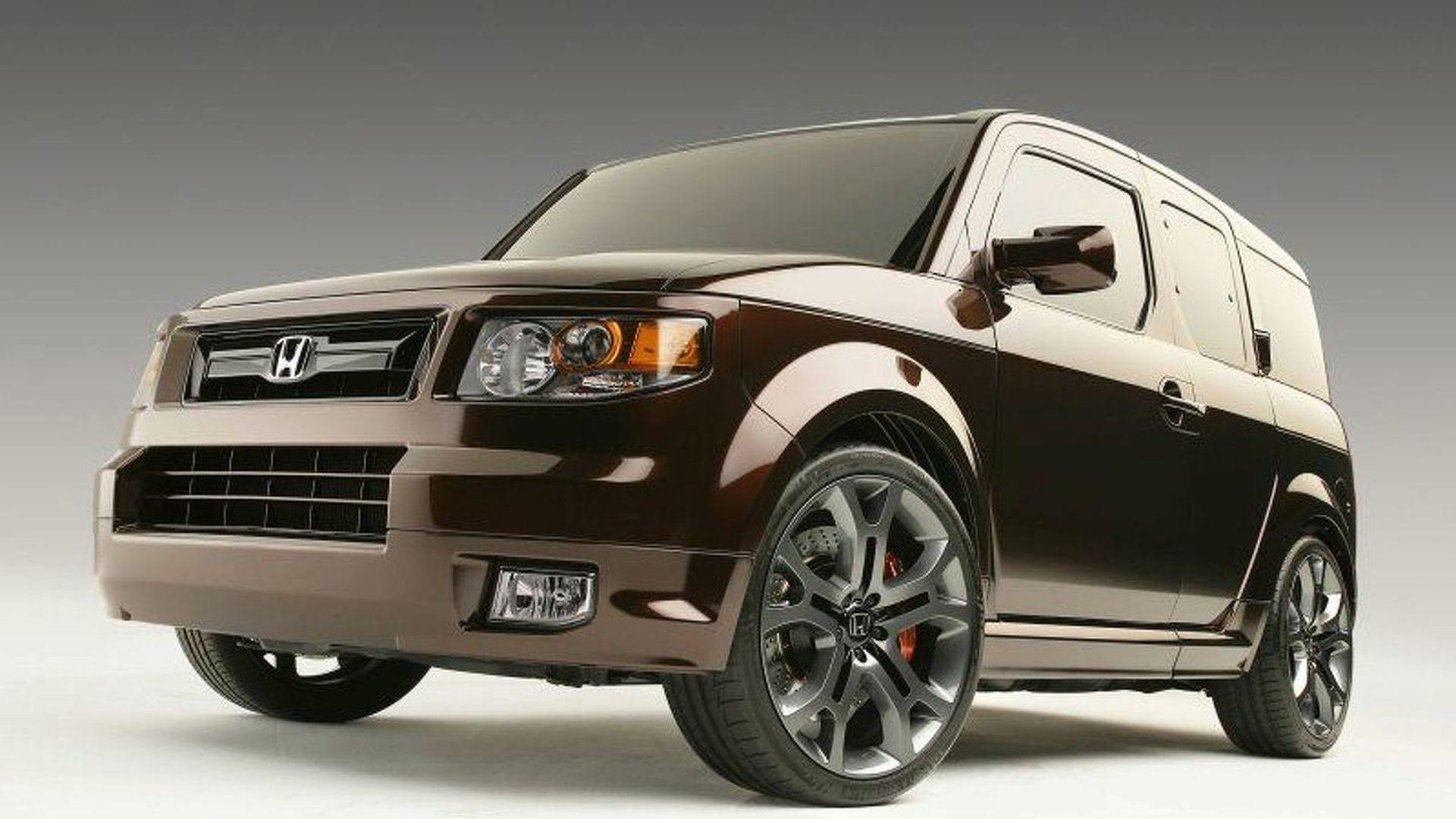 9. Honda Element: 45,4/1.000.