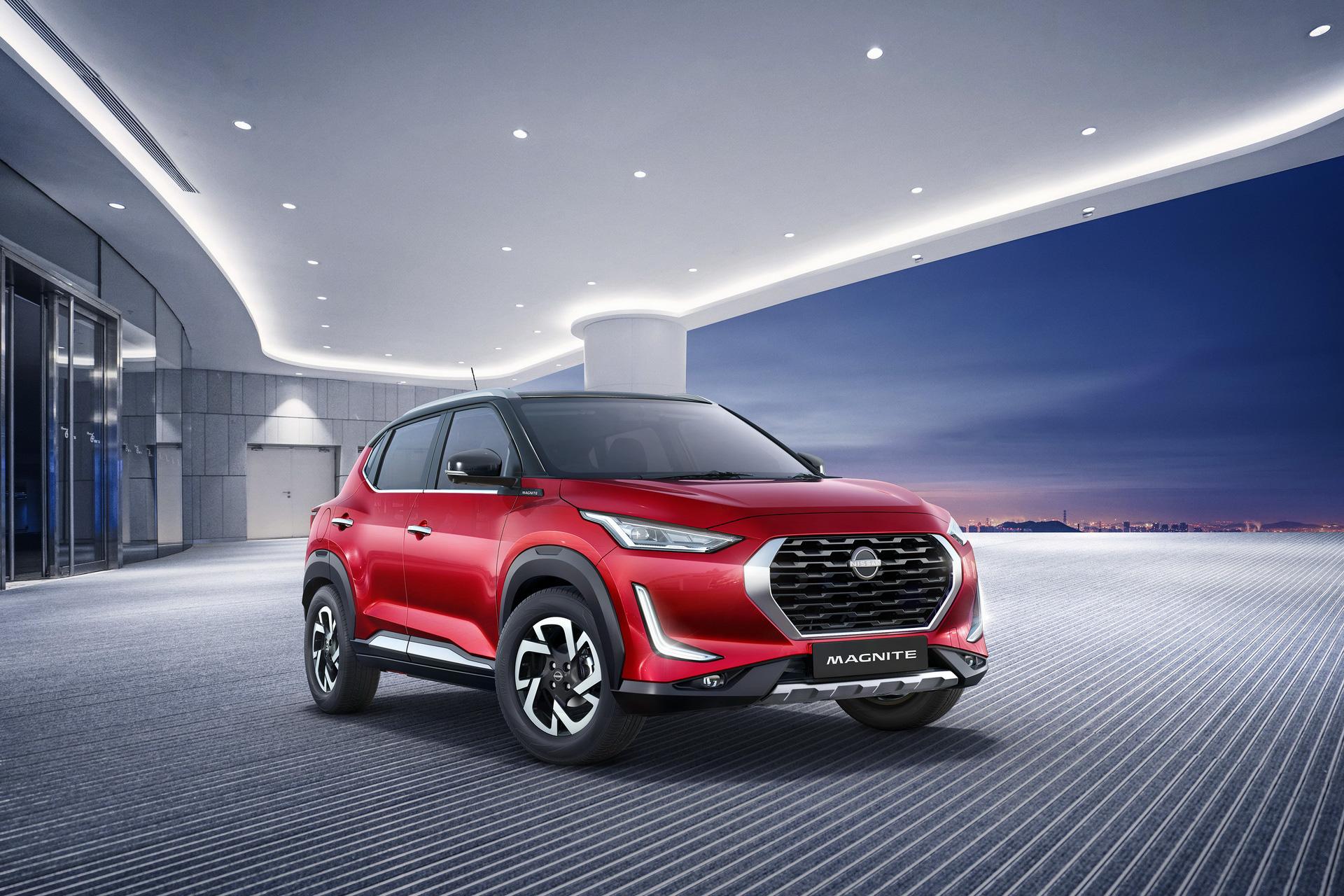 Nissan Magnite hoàn toàn mới ra mắt: SUV dưới 4 mét giá rẻ, nếu về Việt Nam dễ lập kỳ tích