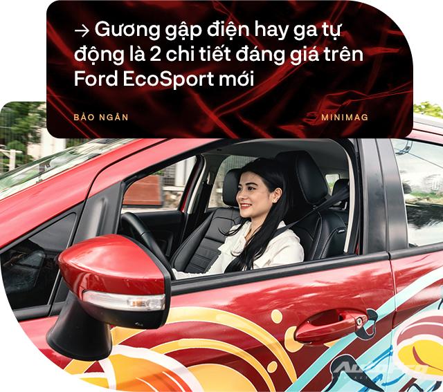 Bị hỏi 'Cải tiến hay cải lùi', người dùng đánh giá Ford EcoSport 2020: Quan trọng là bạn phải biết mình cần gì - Ảnh 12.