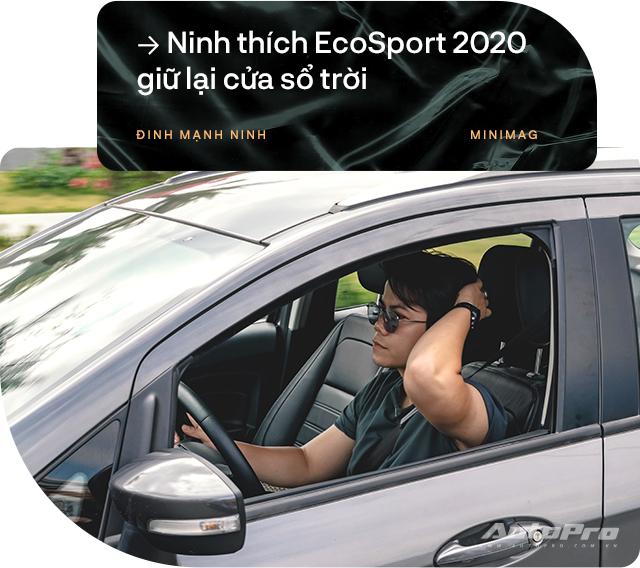 Bị hỏi 'Cải tiến hay cải lùi', người dùng đánh giá Ford EcoSport 2020: Quan trọng là bạn phải biết mình cần gì - Ảnh 7.