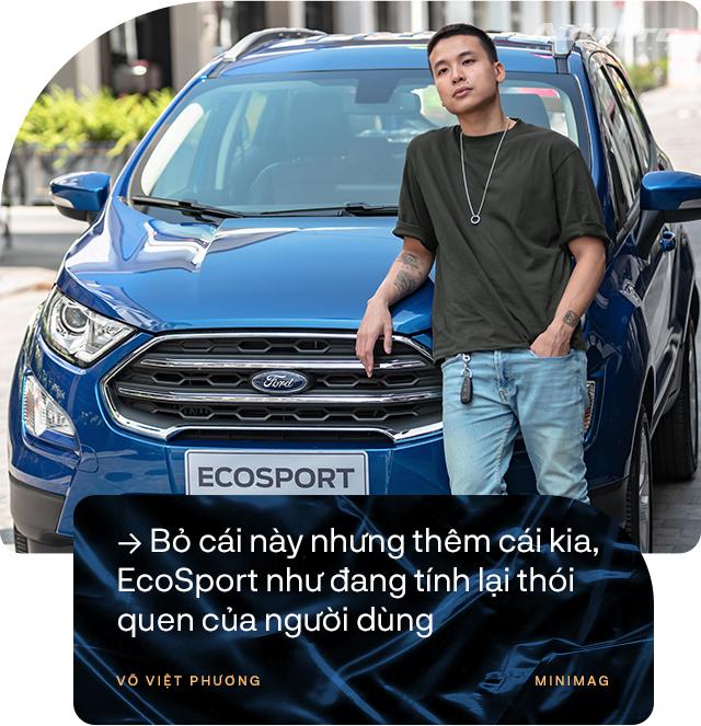 Bị hỏi 'Cải tiến hay cải lùi', người dùng đánh giá Ford EcoSport 2020: Quan trọng là bạn phải biết mình cần gì - Ảnh 10.