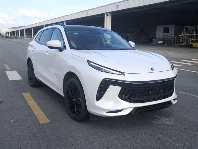 SUV Trung Quốc hoàn toàn mới, dáng sang chảnh như Maserati lên lịch về Việt Nam đấu Honda CR-V - Ảnh 4.