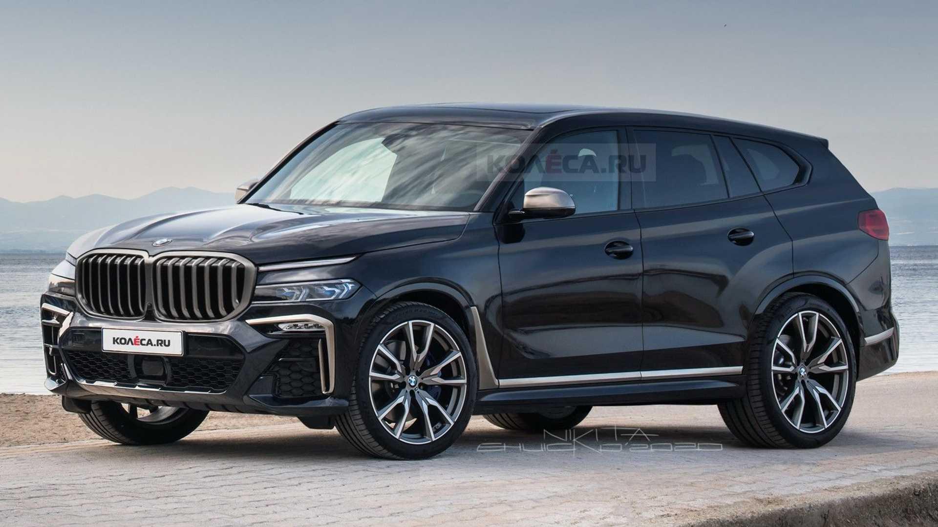 2022 bmw x8 rendering 1 1603887562723691970251 BMW X8 - SUV đỉnh cao nhất mọi thời đại của BMW
