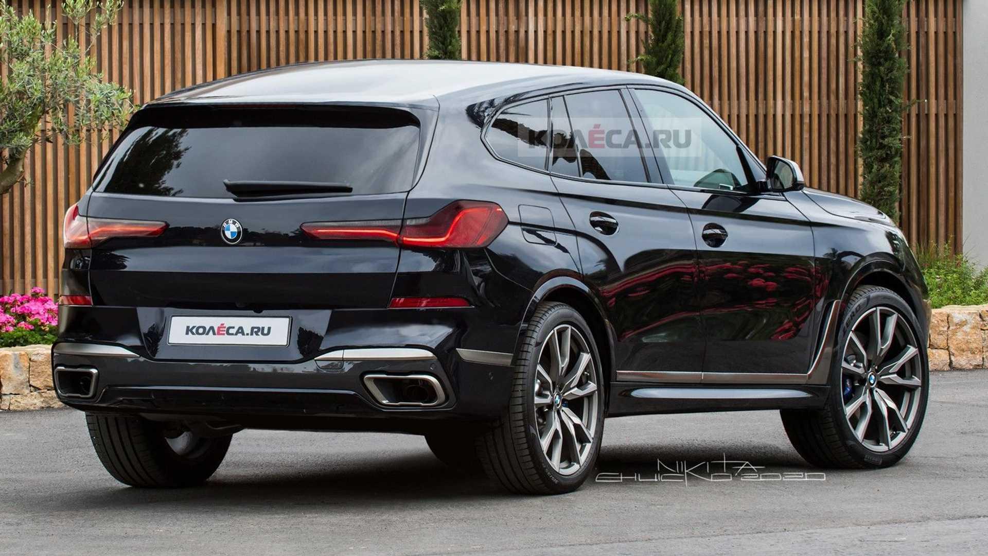 2022 bmw x8 rendering 1603887600764929513592 BMW X8 - SUV đỉnh cao nhất mọi thời đại của BMW