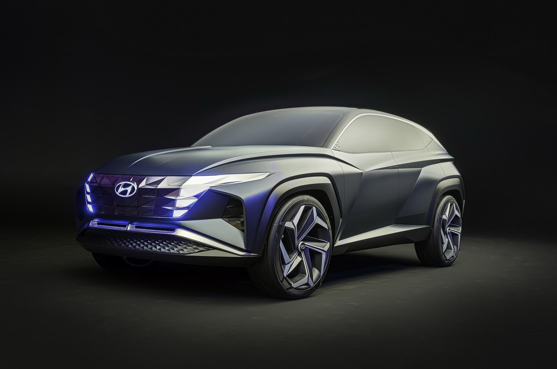 tucson concept 1603842756482237507503 Kia Sportage thế hệ mới hé lộ hình ảnh cạnh tranh với Hyundai Tucson
