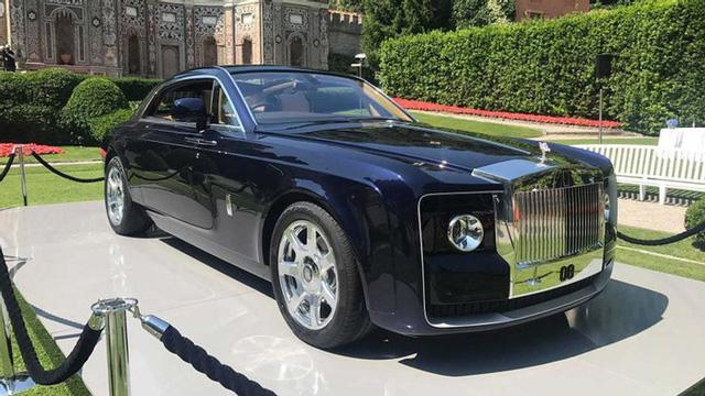 10 mẫu ô tô chỉ dành cho giới siêu giàu  - Ảnh 1.
