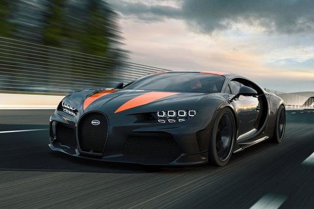10 mẫu ô tô chỉ dành cho giới siêu giàu  - Ảnh 9.
