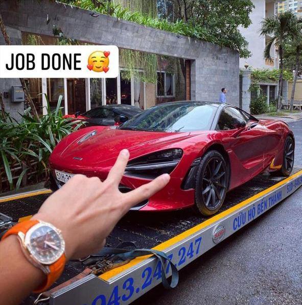 Rộ tin doanh nhân chơi siêu xe nổi tiếng Đà Nẵng chia tay McLaren 720S Spider đỏ độc nhất Việt Nam, có thể đón siêu phẩm mới - Ảnh 1.