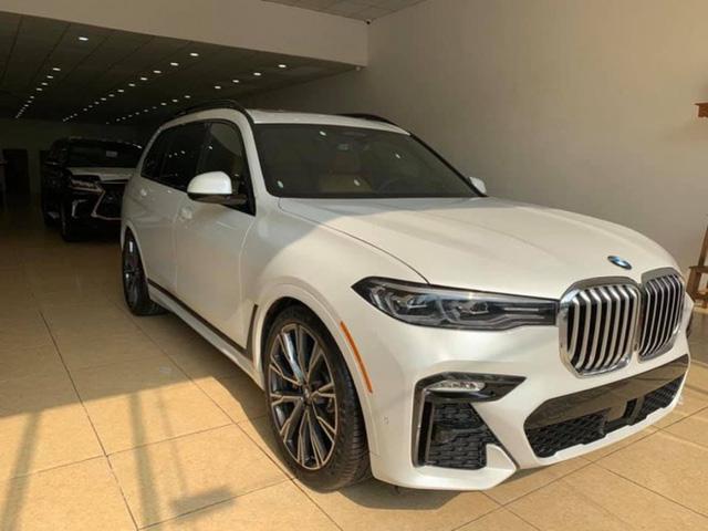 BMW X7 chính hãng được nhà phân phối THACO và đại lý giảm giá sâu. (Ảnh minh họa/KT).