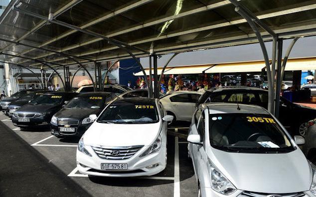 VPBank thanh lý hàng trăm chiếc xe ô tô để xử lý nợ  - Ảnh 1.