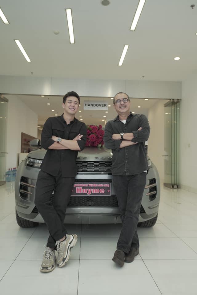 Vlogger Huyme tậu Range Rover Evoque giá hơn 3,5 tỷ đồng - Ảnh 1.