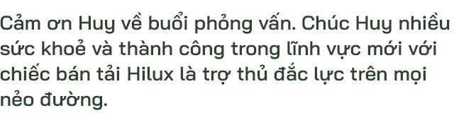 9X Lào Cai đánh giá Toyota Hilux 2020: Bán tải không còn là nửa xe tải - Ảnh 19.